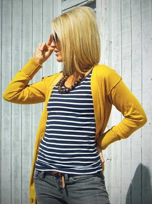 Short Hair for Women Over 40-9