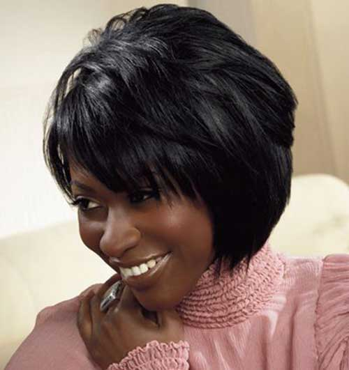 Bob Cut Hairstyles for Black Ladies