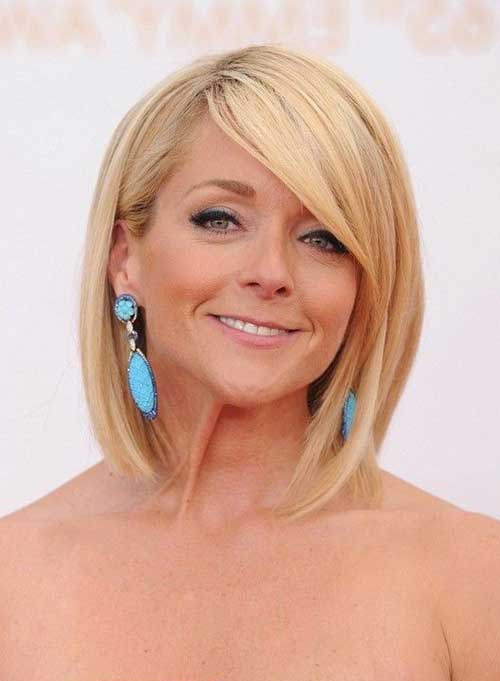 Short Haircuts for Ladies Over 40