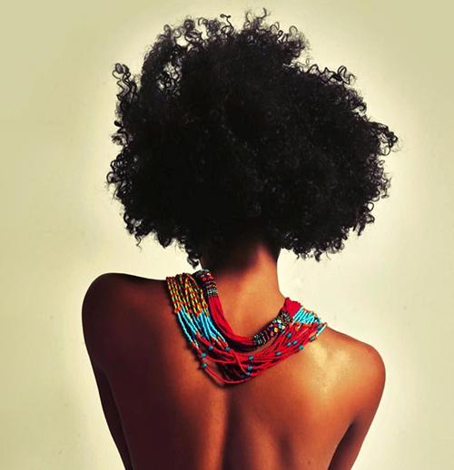 Short Curly Hair Black Women
