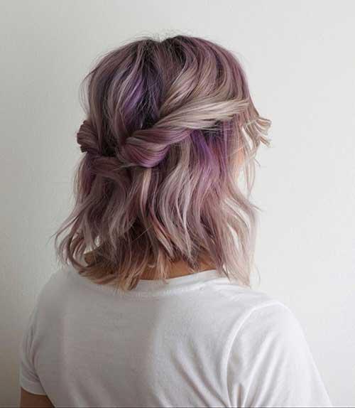 Short Hair Color-10