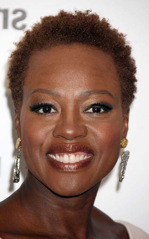 Short Natural Hairstyles For Black Women The Best Short