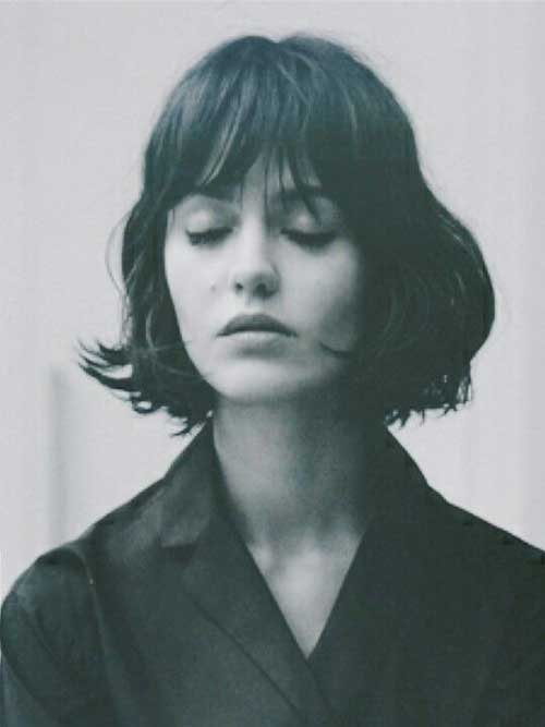 Hairstyles for Short Hair-11