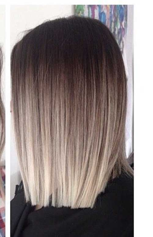 Ombre Hair Colors for Short Hair-11