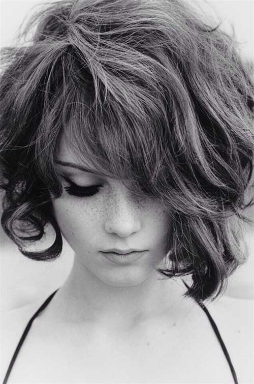 Hairstyles for Short Hair-12