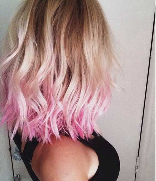 Ombre Hair Colors for Short Hair-12