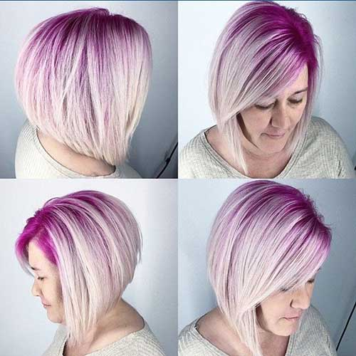 Short Hair Color-12