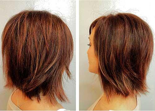 Short Hair with Bangs-12