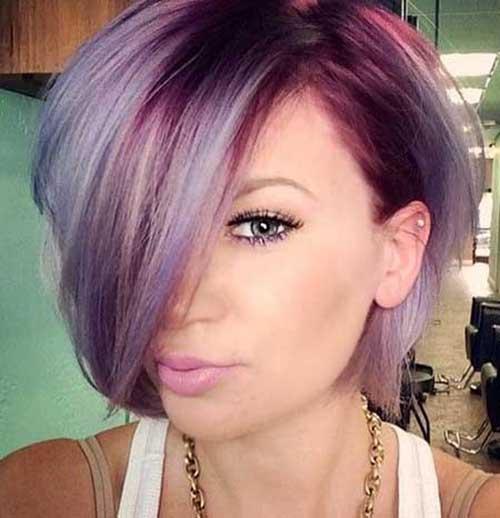 Short Hair Color-14