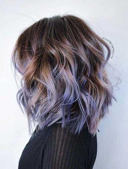 Short Hair Color-15