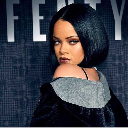 rihanna bob haircut the best short hairstyles for women 2016