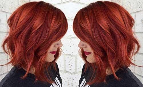 Short Hair Color Ideas-17