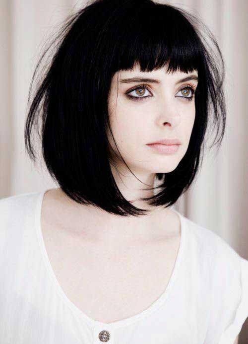 Short Hair with Bangs-18
