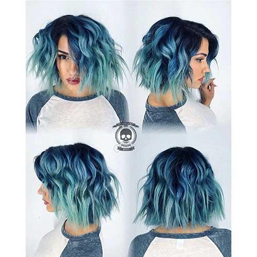 Short Hair Color-19