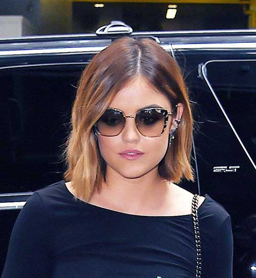 Ombre Hair Colors for Short Hair-20