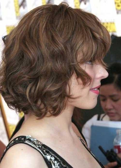 Short Curly Hair-20
