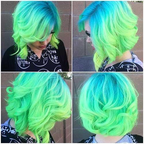 Short Hair Color-20