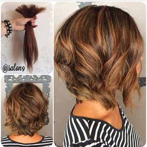 Cute Hairstyles for Short Hair-21