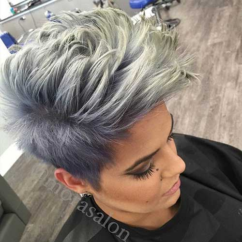 Hairstyles for Short Hair-21