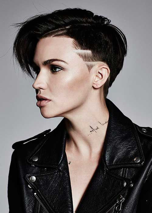 Short Haircut Styles-21