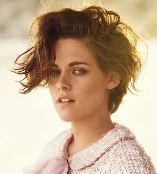 Hairstyles for Short Hair-22