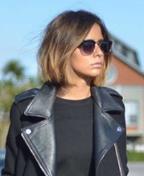 Ombre Hair Colors for Short Hair-22