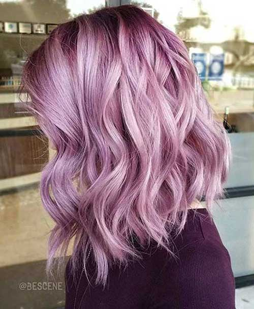 Short Hair Color-22