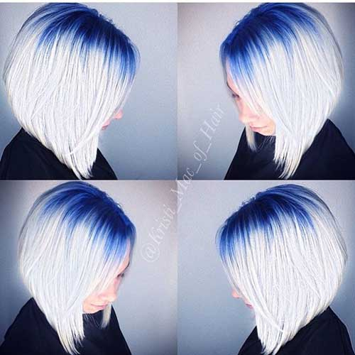 Short Hair Color-23