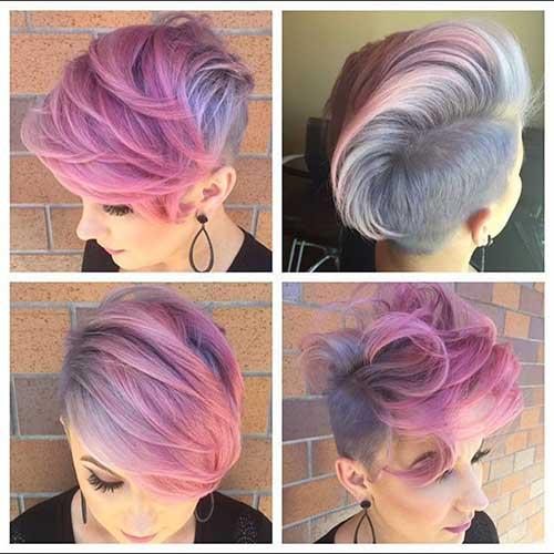 Short Hair Color Ideas-24