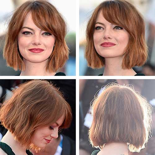 Short Hair with Bangs-24