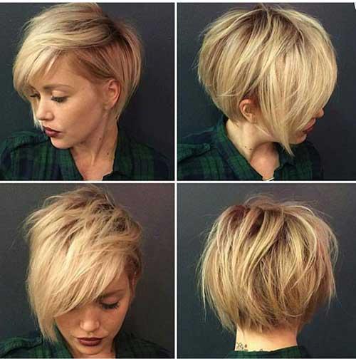 Short Hair with Bangs-25
