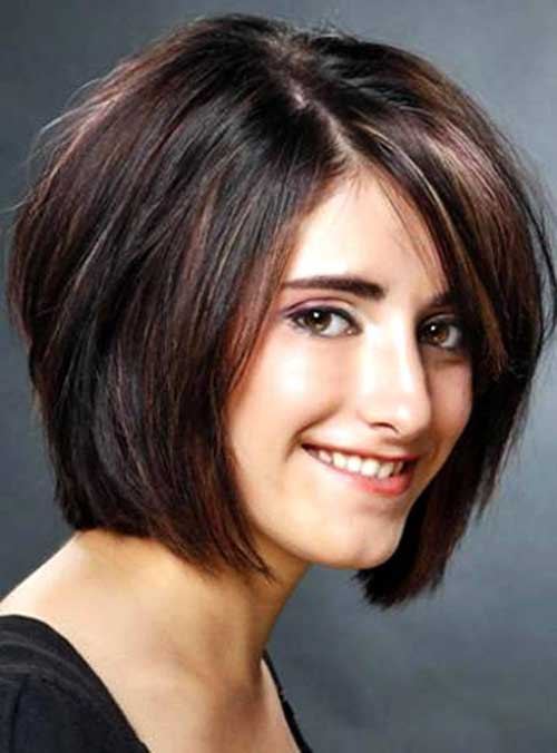 Hairstyles for Short Hair-26