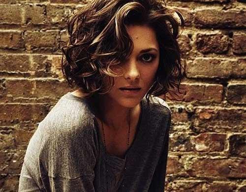 Short Curly Hair-26