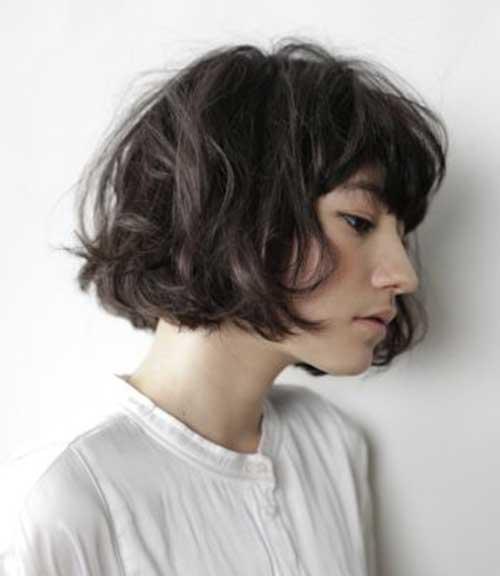 Short Hair with Bangs-26