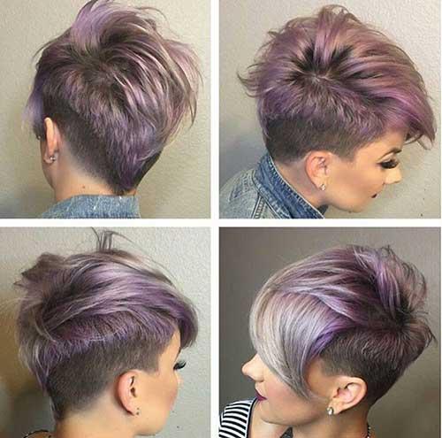 Short Hair Color Ideas-28