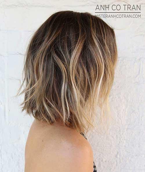 Short Hair Color-30