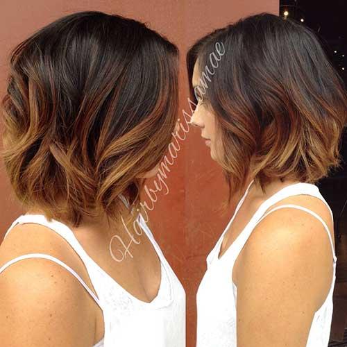 Short Hair Color Ideas-30
