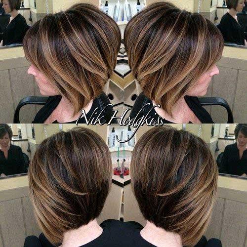 Short Hair Color-31