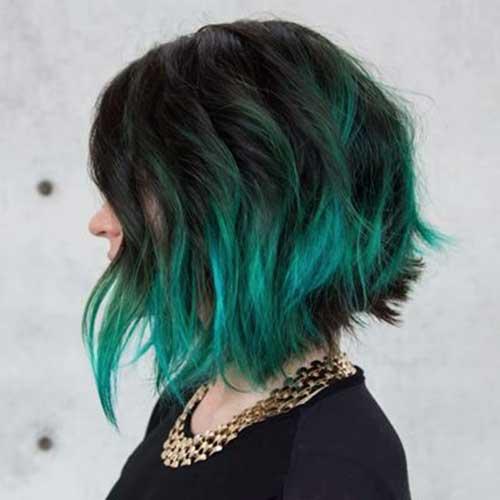 Short Hair Color Ideas-32