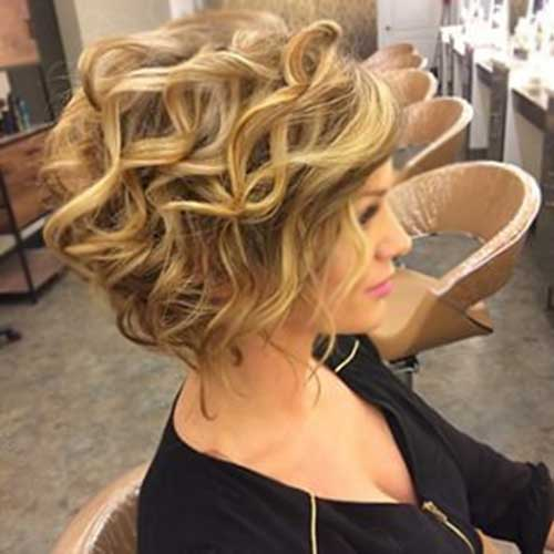 Hairstyles for Short Hair-33