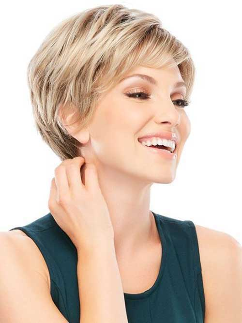 Hairstyles for Short Hair-36