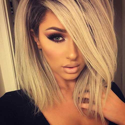 Hairstyles for Short Hair-37