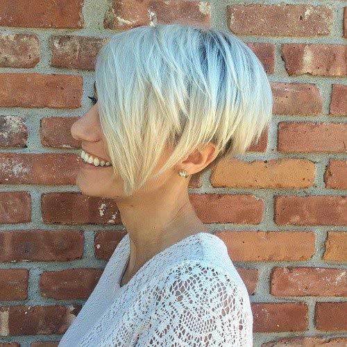 Hairstyles for Short Hair-42