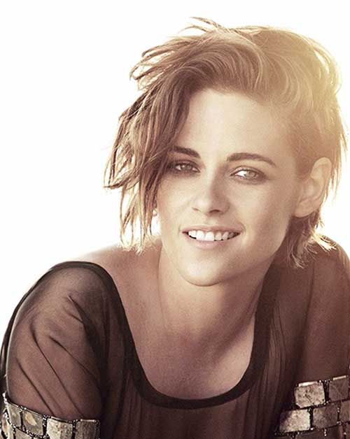 Celebrities Celebrity Short Length Hairstyles