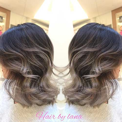 Ombre Hair Colors for Short Hair-6