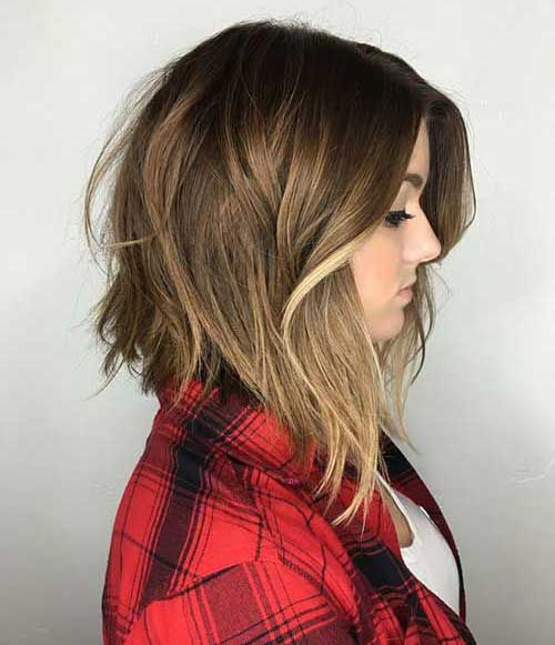 Ombre Hair Colors for Short Hair-7