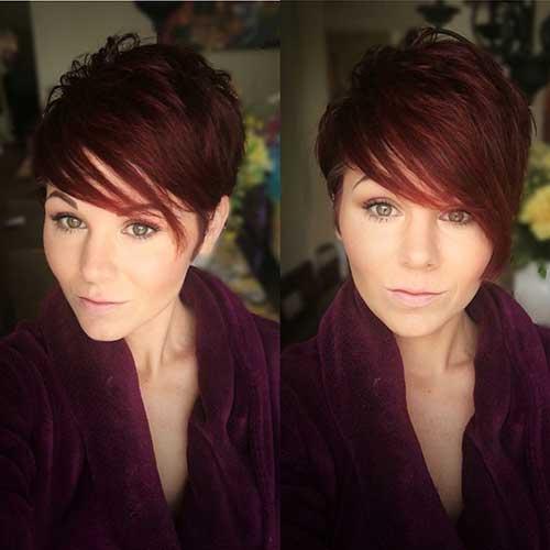 Red Pixie Hair-7