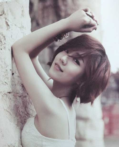 Hairstyles for Short Hair-8