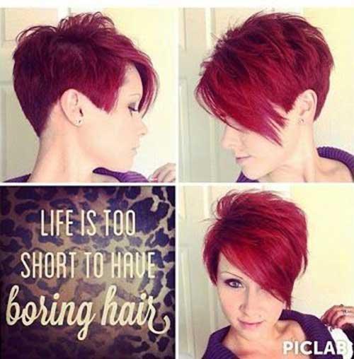 Red Pixie Hair-8