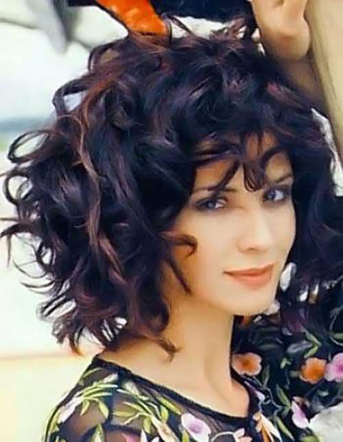 Short Curly Hair-9